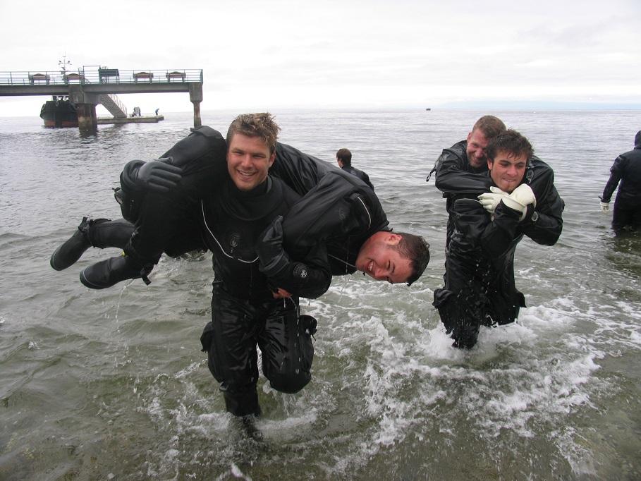 padi rescue diver course vancouver