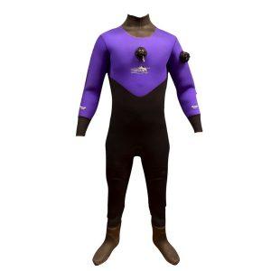 used scuba gear neoprene drysuit vancouver canada