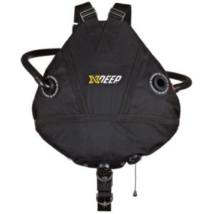 xDeep Stealth 2.0 Tec Dual Redundant Bladder Sidemount System Vancouver