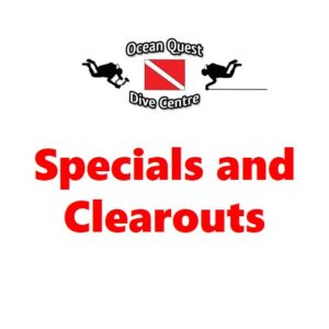 Specials and Clear Outs