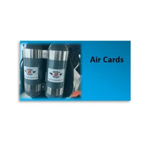 Air and Nitrox Cards