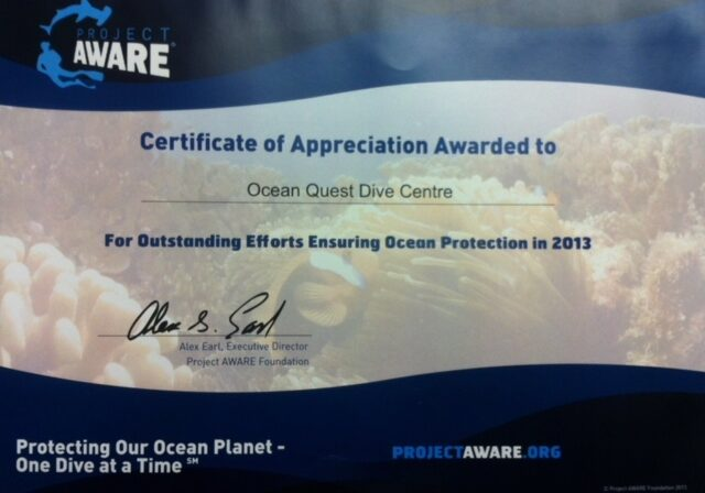 ocean_quest_ocean_protection_award_scuba_vancouver_british_columbia